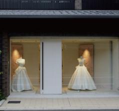 店舗デザイン・ウェディングドレス