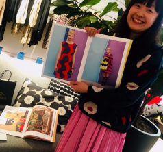 Mai Ohta / marimekko designer